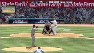 MLB 12 The Show vs MLB 2K12 featuring Pujols, Kershaw, Kemp, Weaver (PS3)