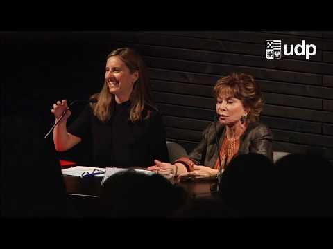 Cátedra Mujeres y Medios UDP: Diálogo con la escritora Isabel Allende