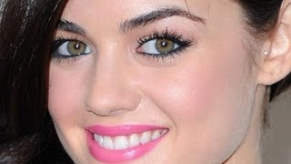 Rocker Chic Makeup (Lucy Hale/ Carly Rae Jepsen)
