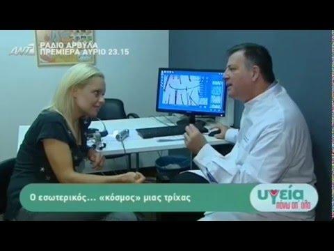 Τριχοσκόπηση | Dr. Tzερμιάς
