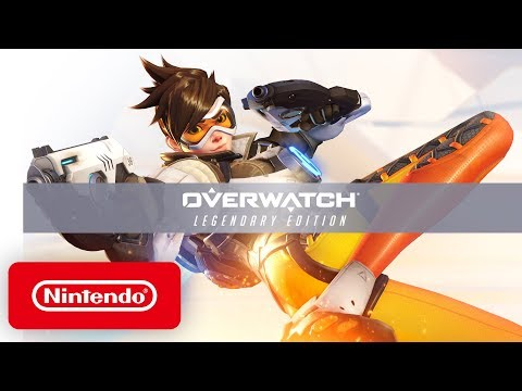 Overwatch Legendary Edition - Announcement Trailer - Nintendo Switch