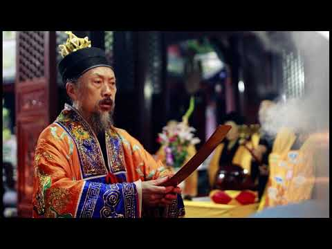 Lingbao Tianzun (Naxi Daoist music)