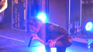 Jennifer Rostock - Fuchsteufelswild - Live - Berlin - Columbiahalle - 26.01.2013