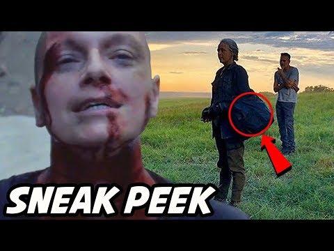 'Negan Vs Alpha & Carol Has Alpha's Head!' The Walking Dead Season 10 Breakdown & Predictions