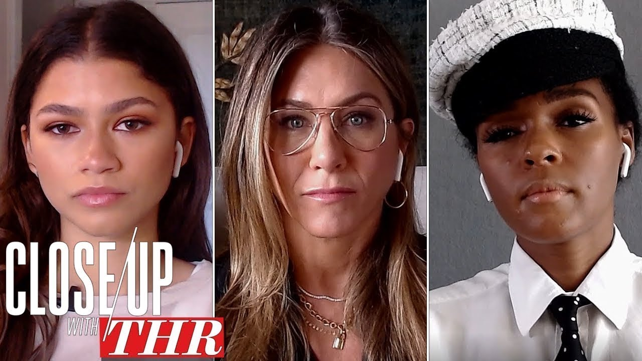 FULL Drama Actresses Roundtable: Janelle Monáe, Jennifer Aniston, Zendaya, & More | Close Up