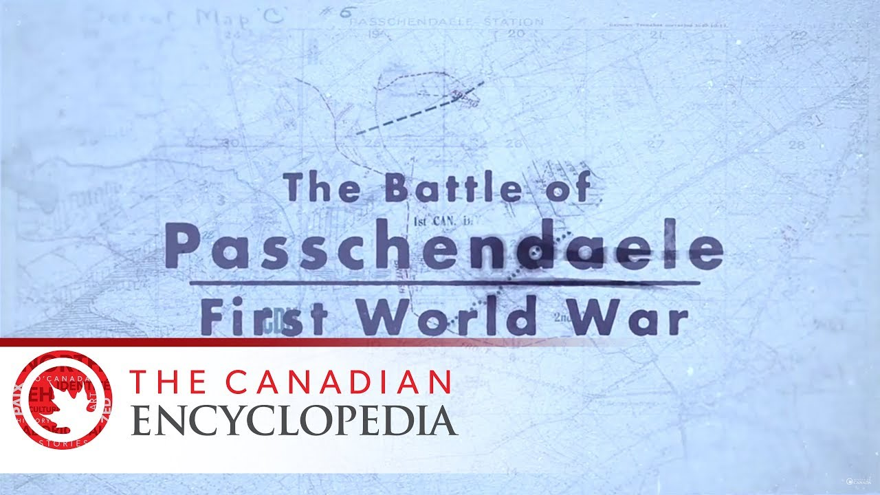 The Battle of Passchendaele