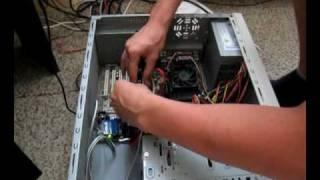 Pečení 6600GT v troubě
