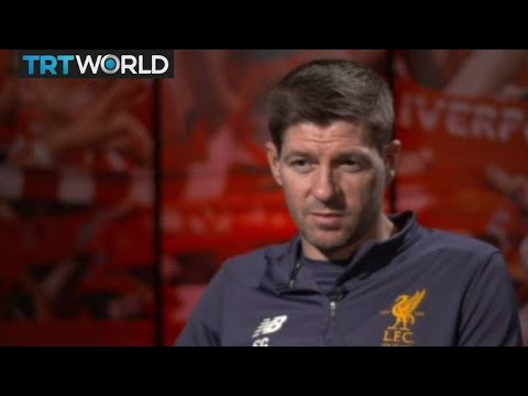 Liverpool FC Exclusive: Steven Gerrard opens up on management career