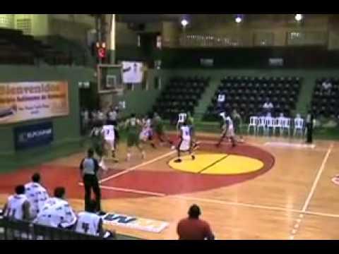 México .vs. Dominicana - Centrobasket U17 2007 / Mexico .vs. Dominican Rep - 2007 Centrobasket U17