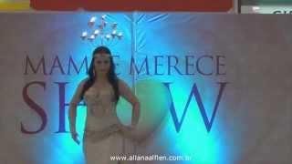 Allana Alflen - Apresentação no Salvador Norte Shopping