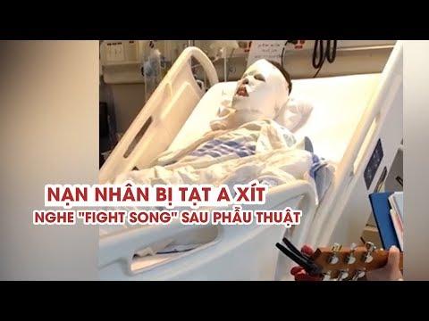 Bài hát xúc động trong phòng bệnh Việt kiều Canada bị tạt a xít sau ca phẫu thuật