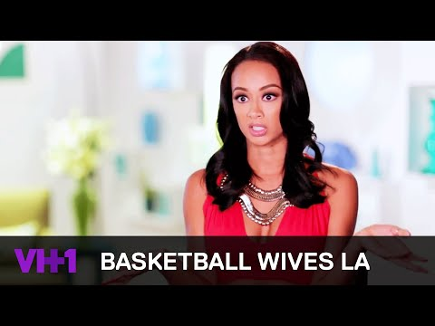 Basketball Wives LA + Chantel And Draya Go At It + VH1