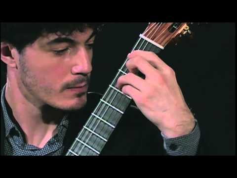 Gabriel Bianco - J.S. Bach: Violin Sonata No. 2 (BWV 1003)