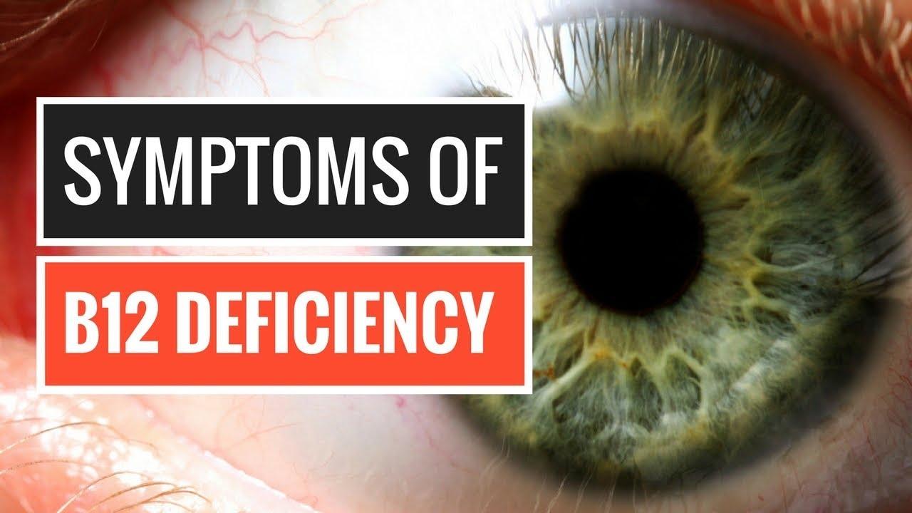 Vitamin B12 Deficiency - Physiopedia