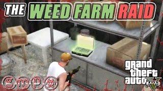 Weed Farm Raid - Braddock Farm: Random Event | GTA V (5) GUIDE