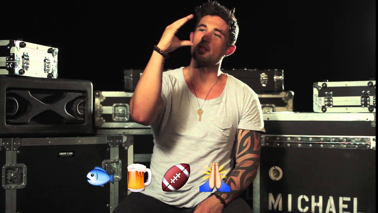 Michael Ray — Name That Song: Part 5