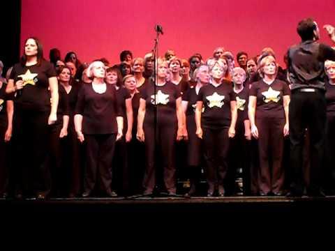 Rock Choir Catford Broadway July 2011