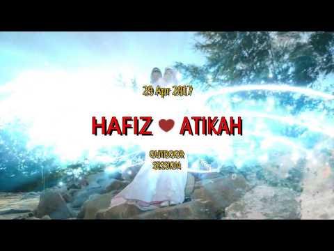 Outdoor Session Hafiz & Atikah 29 04 2017