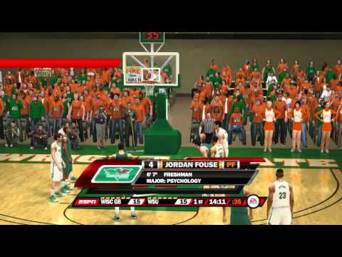 NCAA Basketball 10 For The 2016 Season Green Bay Phoenix vs Wright State Raiders