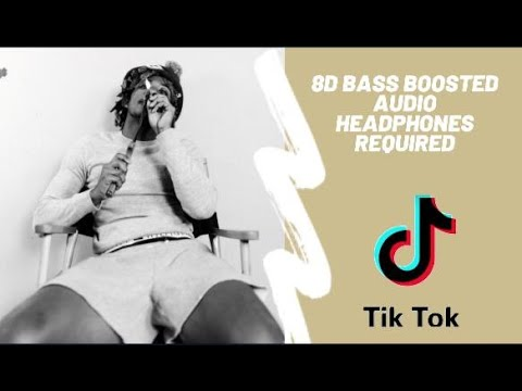 Jaah SLT - Tuff 8D REMIX (lyrics In Description) Tiktok Version