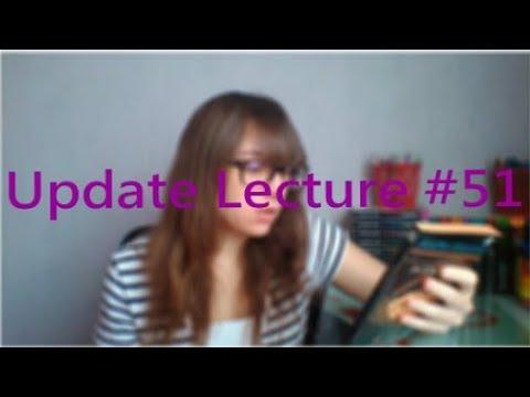 Update Lecture #51