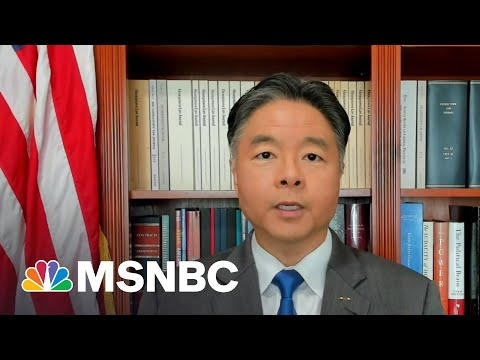 Rep. Lieu: 'We're Going To Keep Fighting To Get H.R. 1 And 4 Through'