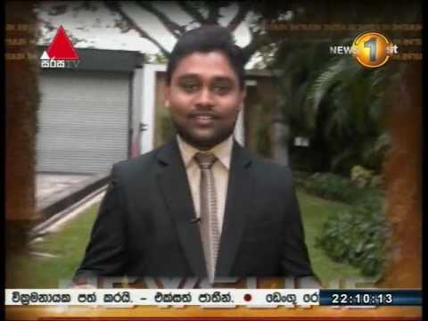 News 1st Sinhala Prime Time, Wednesday, June 2017, 10PM (21/06/2017)