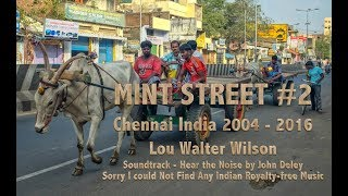 Mint Street #2 Chennai South India - Photo Montage