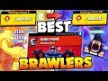 THERE IS INSANE LEVEL 16?! BEST BOSS FIGHT BRAWLERS & TIPS IN BRAWL STARS! HOW TO WIN BOSS FIGHT!
