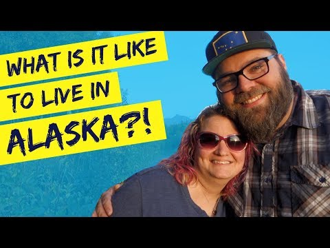 What Is It Like To Live In Alaska?!