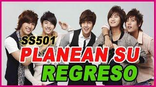 De ultimo momento se informa que los miembros del grupo SS501 se ha...