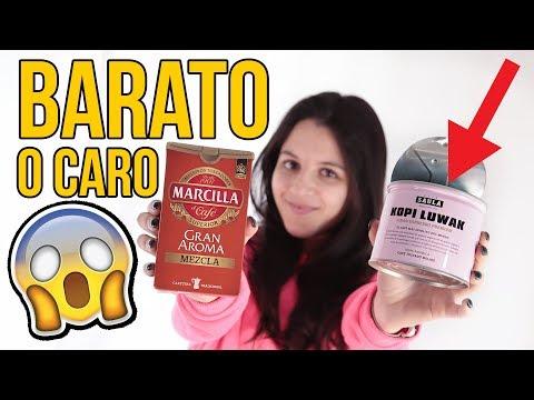 Café BARATO vs EL MÁS CARO DEL MUNDO ¿Merece LA PENA?