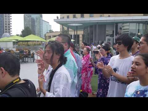 Japan Festival Canada 2018 ! One Pixcel JPOP ! 4K