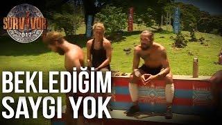 Ünlüler Takımı'nda Gergin Dakikalar! | 91.Bölüm | Survivor 2017