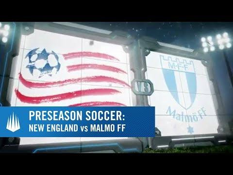 New England Revolution vs Malmo FF presented by Bradenton Area Visitor & Convention Bureau