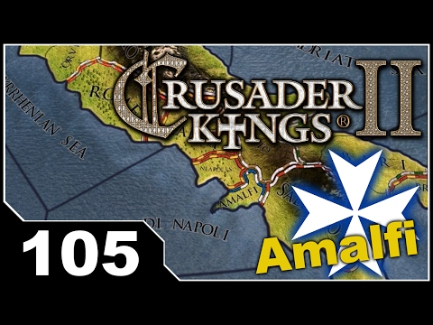 Crusader Kings 2 - Republic of Amalfi EP105