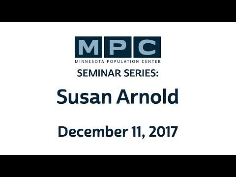 MPC Seminar Series: Susan Arnold   December 11, 2017