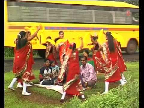 Baara Mahinyani Varsa bharatoon Marathi Ganesh Bhajan [Full Song] I Dhinka Chika Shakti Tura