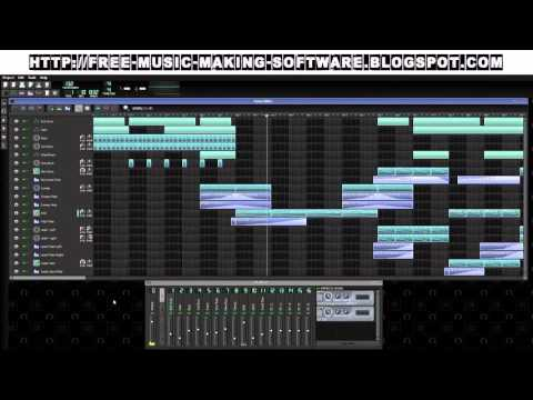 EASY FREE Music Making Software (Make HQ Music Easy)