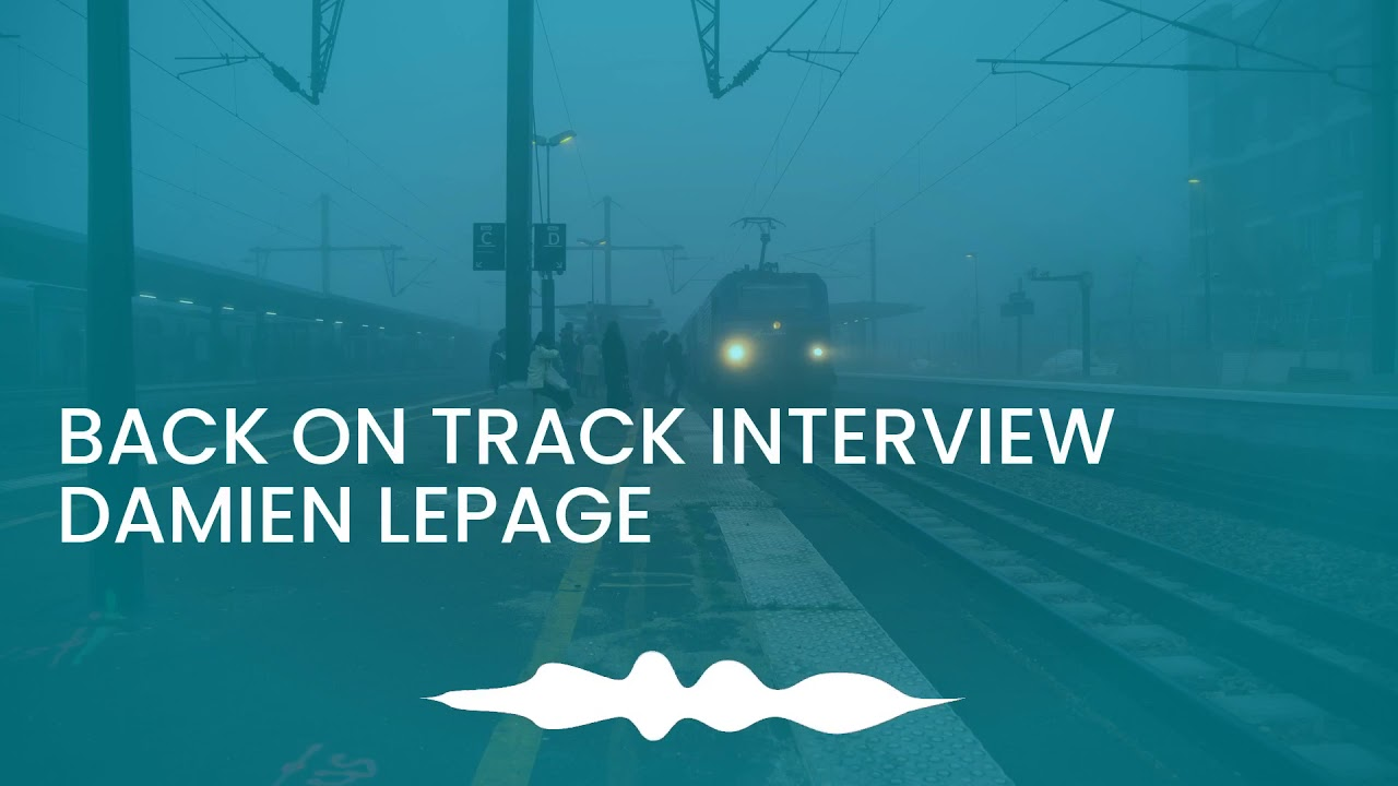 Interview de Damien Lepage, diplomé de l'UCLouvain
