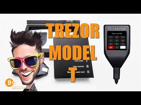 How To Use A Bitcoin Hardware Wallet: Trezor Model T