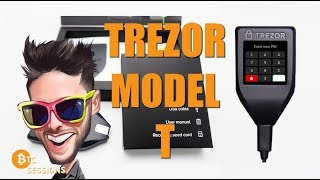 Trezor Model T - Hardware Wallet Walkthrough