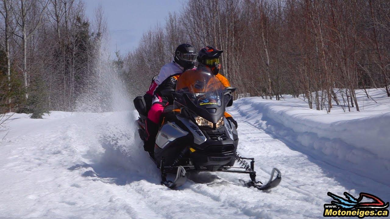 2019 Ski-Doo Grand-Touring Limited 900 ACE Turbo