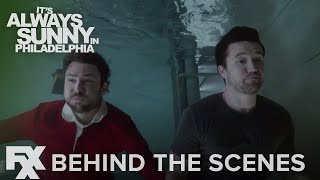 Video It's Always Sunny in Philadelphia | Season 11: Behind-the-Scenes of Boat Jail | FXX download MP3, 3GP, MP4, WEBM, AVI, FLV November 2017