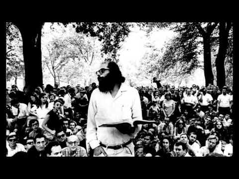Allen Ginsberg - Class on American Vision