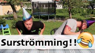 Challenge | Surströmming!