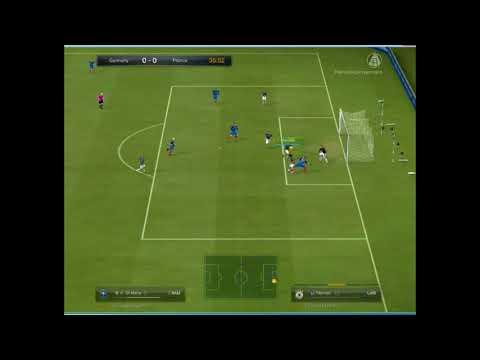 PEMULA gamers FIFA O3 germany vs france 2-0