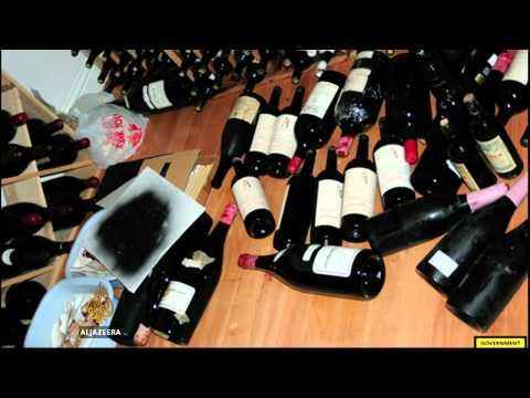 Man jailed over $30m vintage wine fraud in US