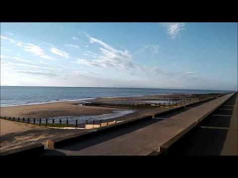 ROSSALL BEACH TO MARINE HALL CYCLE RIDE