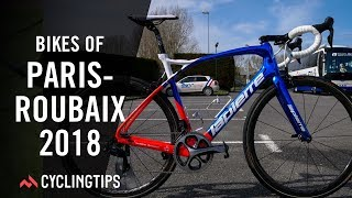 Bikes of Paris-Roubaix 2018